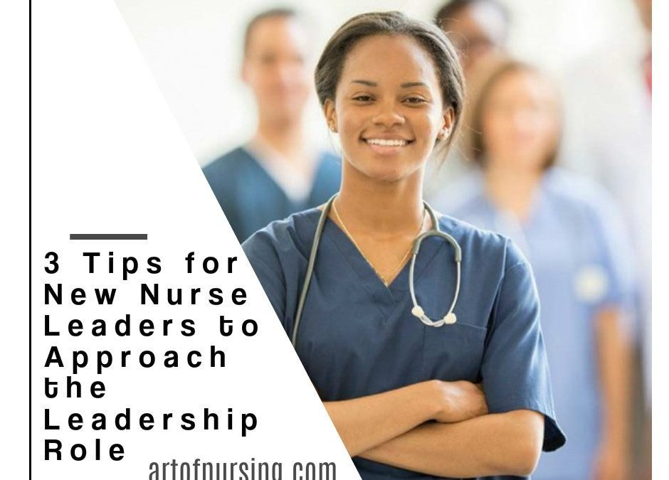 role of nurse leader in data