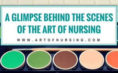 A Glimpse Behind the Scenes of The Art of Nursing