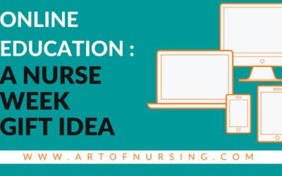 Online Education: A Nurse Week Gift Idea