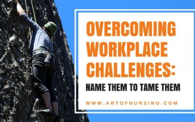 Overcoming Workplace Challenges: Name Them to Tame Them