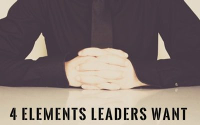 4 Elements Leaders Want in a Resilient Nurse